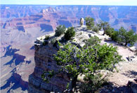 Shoshone Point Grand Canyon